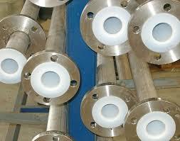 Các loại ống thường dùng trong ngành hóa chất